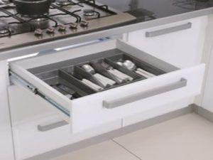Starax Plastic Cutlery Drawer Insert