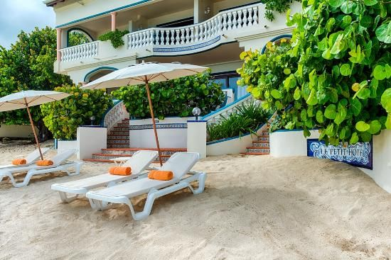 Le Petit Hotel, St Martin, small boutique hotels