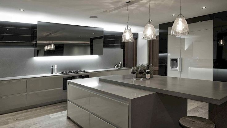 Luxury kitchen by blu line south africa for Kitchen ideas south africa