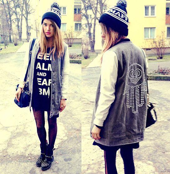 Juliett Kuczynska Street Style Ii Pinterest Grunge