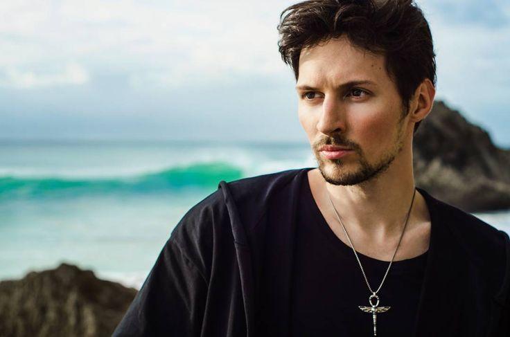 Фото Pavel Durov в Instagram • 8 августа 2017 г. в 20:23