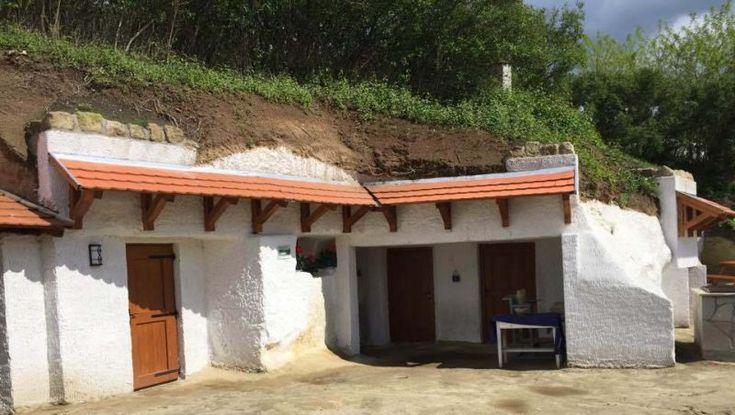 Történelmi időutazás az egerszalóki barlanglakásokban | Sokszínű vidék