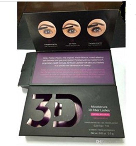 3D Moodstruck - 3D Fiber Lashes Mascara Set - 3D Fiber Long Lashes - Plus Mascara Set - Makeup Lashes - Eyelash Double Mascara - Fortified with Transplanting Uplift Gel Moodstruck 3D Fiber Lashes https://www.amazon.ca/dp/B01CZ71PYK/ref=cm_sw_r_pi_dp_jszbxbMATNRYS