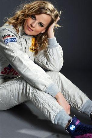 Susie Wolff, nueva piloto de pruebas del esquipo de F1 Williams / Susie Wolff, new test pilot for the Williams F1 Team