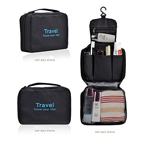 Tune Up Hanging Toiletry Kit Clear Travel Bag Cosmetic Carry Case Toiletry (Black) Tune Up http://www.amazon.com/dp/B01AZ75CZA/ref=cm_sw_r_pi_dp_Yxifxb19TJN4Y