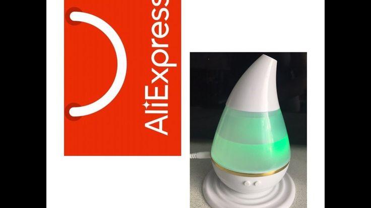 Увлажнитель воздуха с Aliexpress!Посылка из Китая!