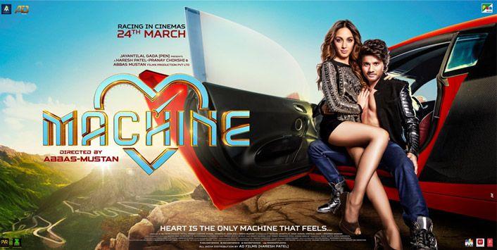 Kiara Advani, Mustafa Burmawalla upcoming 2017 Bollywood film Machine Wiki, Poster, Release date, Songs list wikipedia