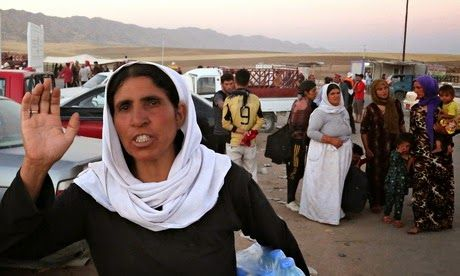 Kurds to Present The Hague With Evidence of Genocide of Yazidi People ~ HellasFrappe