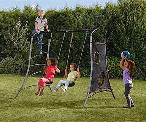 forestfox M Twin Swing Play Set with Climb Side Target Wall Powder Coated Steel Frame New No description (Barcode EAN = 5035960156806). http://www.comparestoreprices.co.uk/december-2016-3/forestfox-m-twin-swing-play-set-with-climb-side-target-wall-powder-coated-steel-frame-new.asp