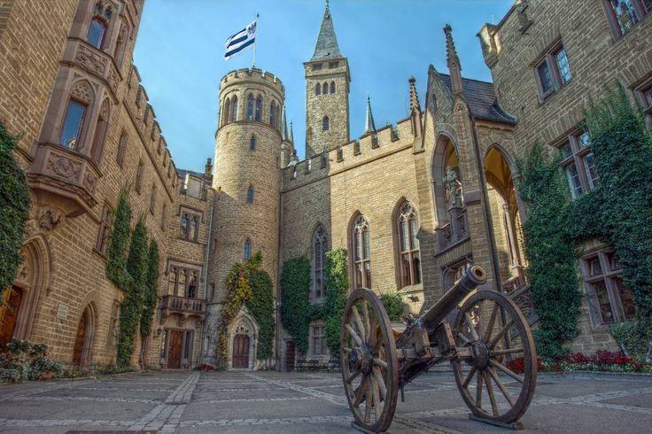 Hohenzollern Castle. STUTTGART, GERMANY .. | Germany in ...
