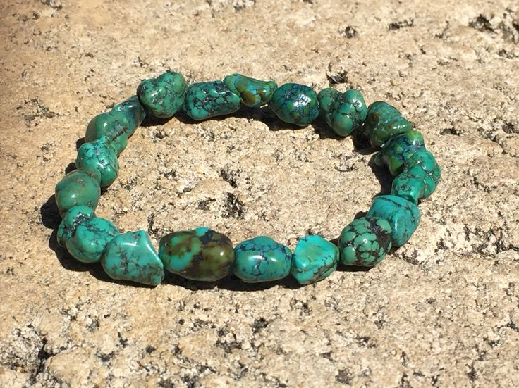 Turquoise crystal gemstone healing stretch bracelet only $4.95. Buy now http://www.divineaura.com.au/product/turquoise-green-stretch-bracelet/  or find me on facebook @ www.facebook.com/divineaura123