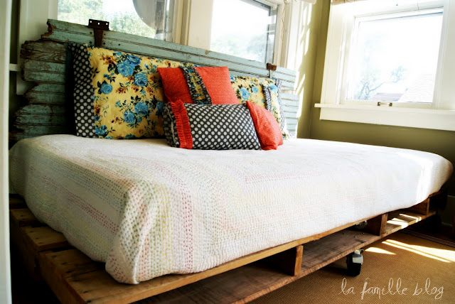 how to make a bed look like a daybed