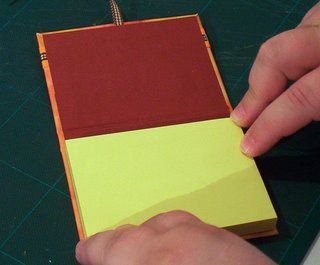 Miolo de Papel: Cartonagem: Passo-a-passo Porta Post It