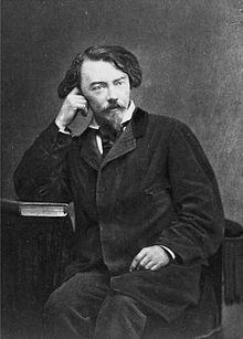 Wikipedia.org/ Jean-Marie-Mathias-Philippe-Auguste, comte de Villiers de l'Isle-Adam-- (1838-1889) was a French symbolist writer.
