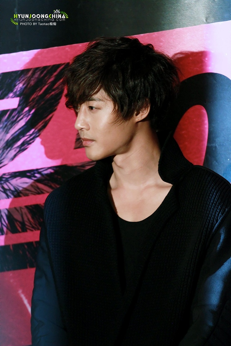 korean actor kim hyun joong biography of martin