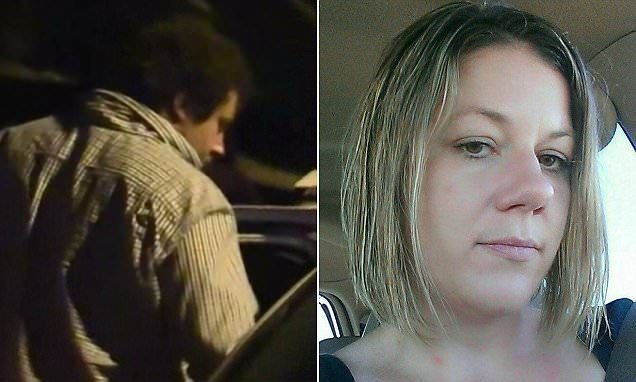 Lyndi Fisher, 36, was found dead on Friday night in the Lancaster, California home of 30-year-old William Hughes, where she had been dispatched on her final service call of the day.