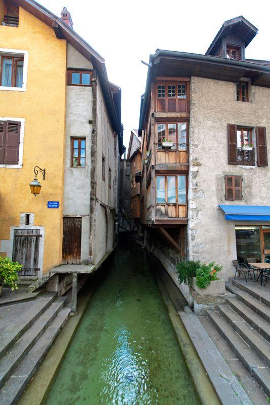 Visiter ANNECY, ma Venise des Alpes - Blog Voyage