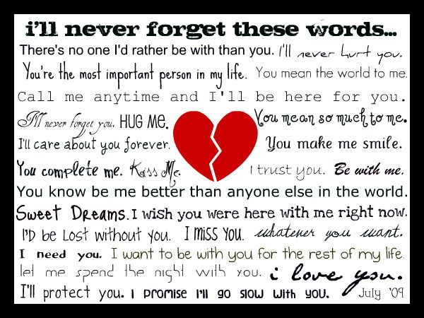 losing the love of your life quotes | ... song victims of love this song is a real life story of how love may