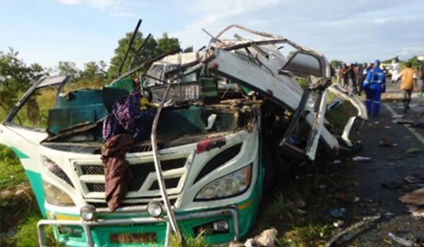 20 People Died And 6 Injured In A Bus Accident In Uganda Uganda