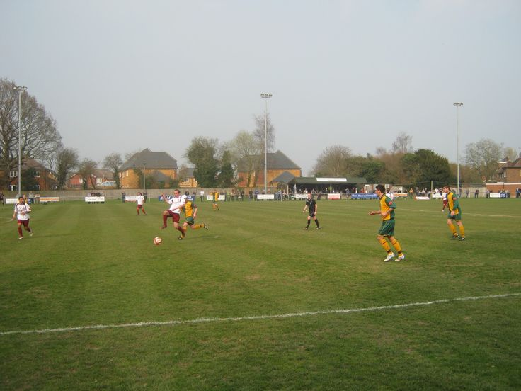 Horsham YMCA - home of them and now Horsham FC. Played here too