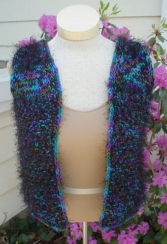 1000+ images about Projects to Try on Pinterest Vests, Free pattern and Lon...