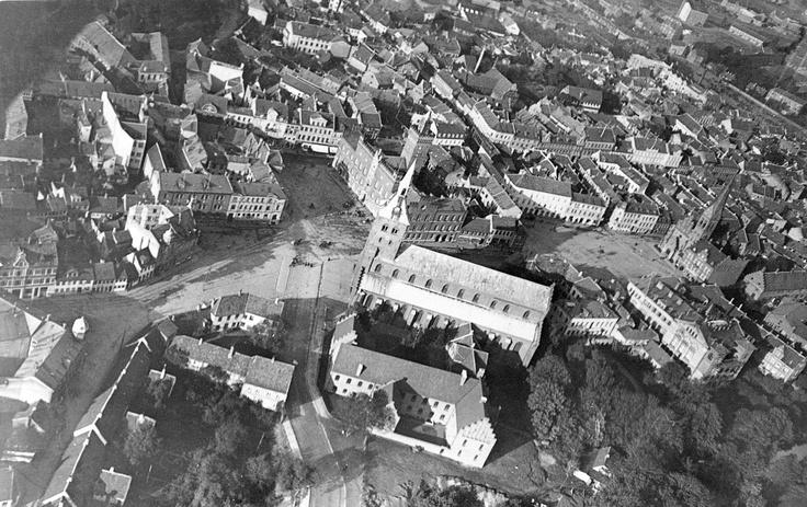 Odense centrum, årstal ukendt, sorteringsår 1930.