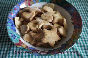 Mis recetas Mycook: Galletas a la vainilla