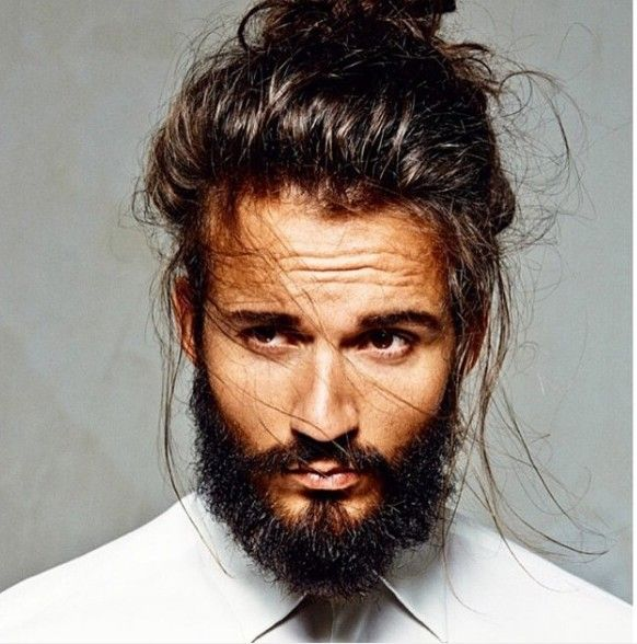 1000+ ideas about Cheveux Long Homme on Pinterest | Coupe homme ...