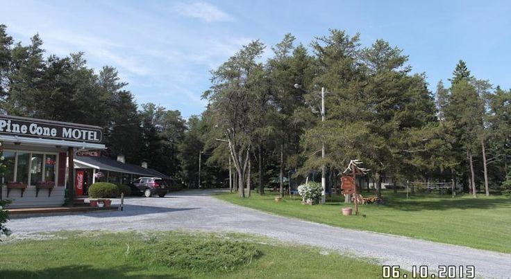 Pinecone Motel, Sussex, Canada - Booking.com