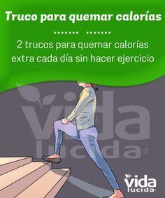 Truco para quemar calorias
