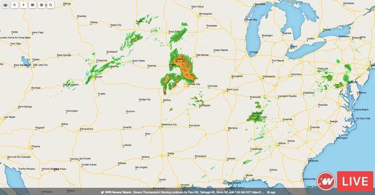 Live weather radar from xtremeweather.org Saturday, May 27, 2017 – 10:45am CDT - https://blog.clairepeetz.com/live-weather-radar-xtremeweather-org-saturday-may-27-2017-1045am-cdt/