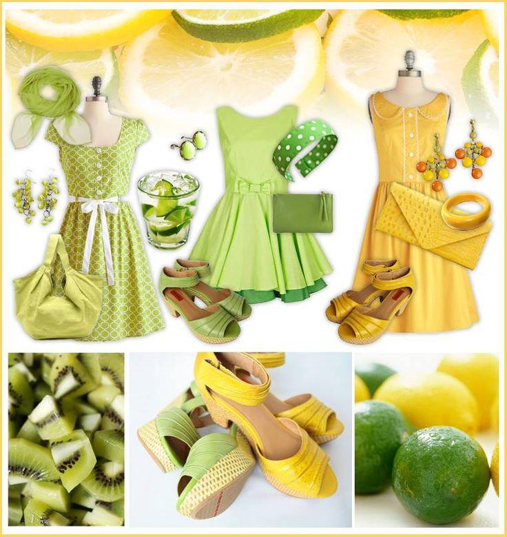 Zielone i żółte sandałki Cancan nowojorskiej firmy Miz Mooz. Samo lato! http://www.raspberryheels.com/shop/index.php?fraza=cancan&l=pl&module=search&submit=Szukaj