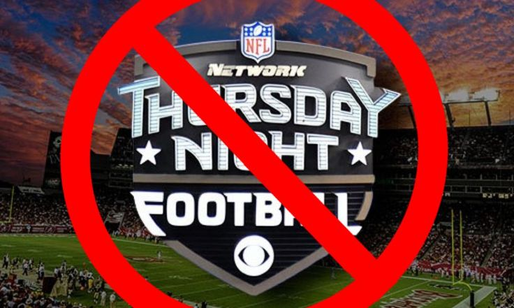 BREAKING: NFL Boycott Forcing TV Networks To Cancel Thursday Night Football