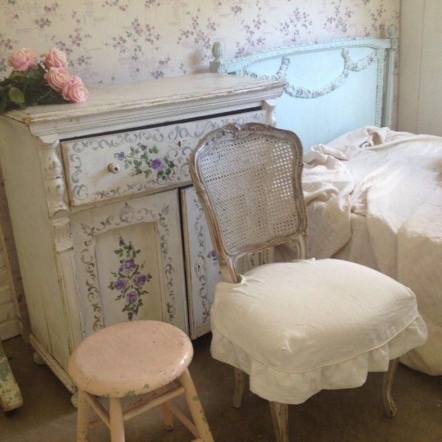 Rachel Ashwell She Says My Secret Stash Lovely Romantic Homesshabby