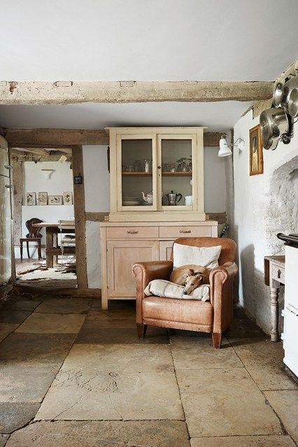 Discover the Sussex farmhouse owned and designed by Harriet Anstruther who has put her eclectic mark on it, while keeping its original features on HOUSE - design, food and travel by House & Garden.