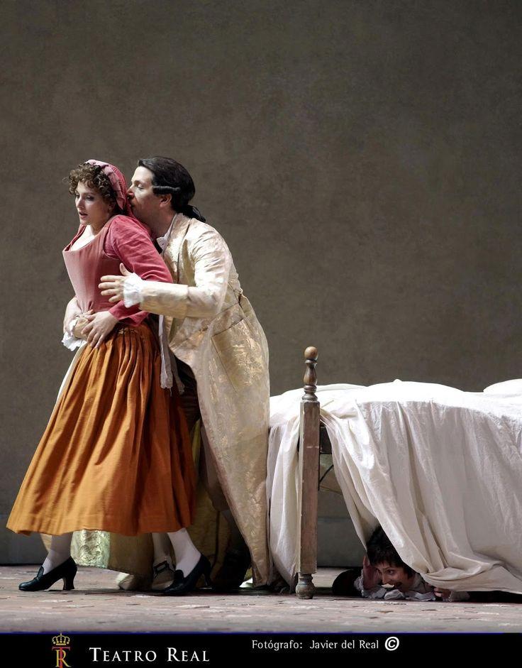 """DESDE EL TRÓPICO DE CÁNCER: """"Las bodas de Fígaro"""", de W.A. Mozart, en El Palco..."""