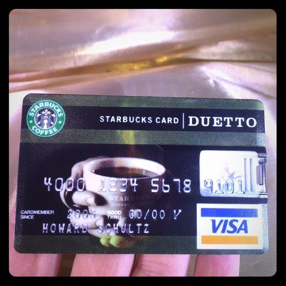 Starbucks Credit Card Like USB Flash Drive 16GB Starbucks credit card like USB flash drive 16GB, USB pen drive, memory stick, Brand New, Never used ❌NO TRADES❌ BUNDLE & SAVE‼️ Starbucks Other