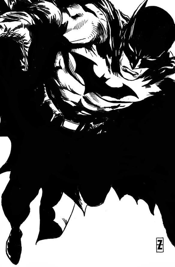 Batman by Patrick Zircher