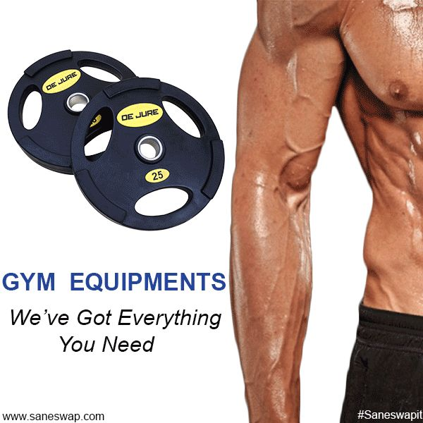 #saneswapit #gymequipments #exerciseandfitness #fitnessaccessories  These fitness accessories are truly perfect for all the fitness freaks out there. Shop for top-grade gym equipments online on Saneswap.com and get ready for a healthier and active lifestyle.
