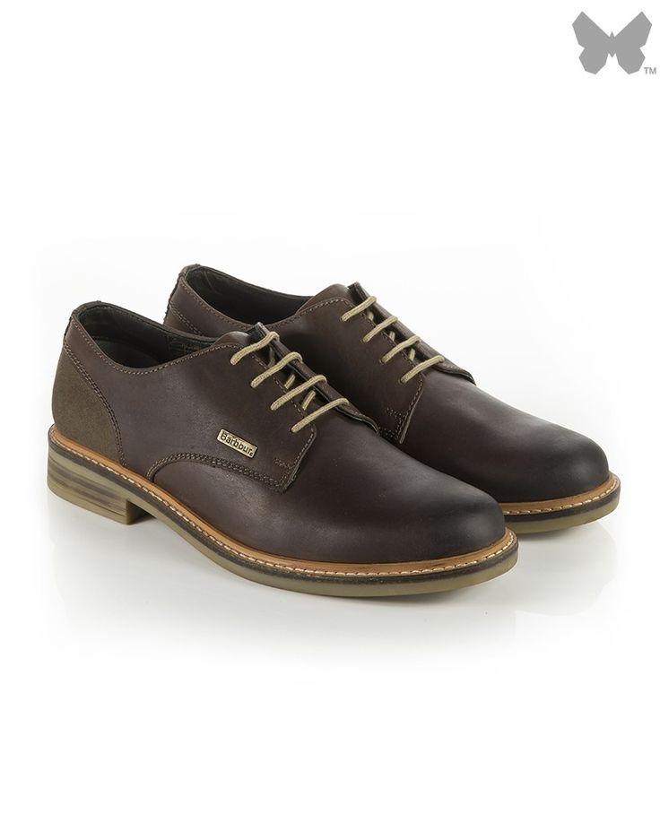 Barbour Men's Cottam Shoes - Dark Brown MFO0195BR51