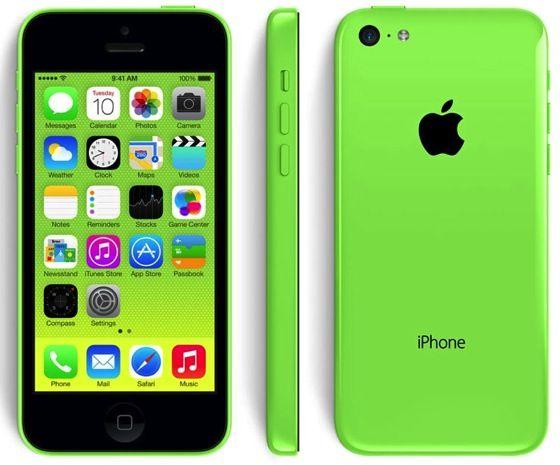 iPhone 5c Pre-orders Begin Today, In 10 Countries
