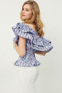 La camisa de volantes de Johanna Ortiz en mil y una versiones