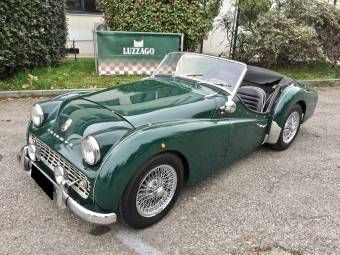 Triumph Classic Cars For Sale - Classic Trader