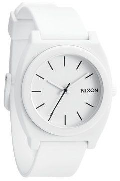 17 best images about watches wrist watches quartz nixon time teller p all white mens watch a1191030 nixon 61 24 a brand
