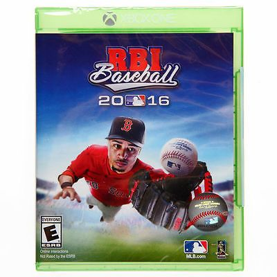 nice MLB RBI Baseball 2016 Xbox One Video Game - For Sale View more at http://shipperscentral.com/wp/product/mlb-rbi-baseball-2016-xbox-one-video-game-for-sale/