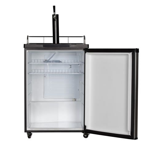 Large capacity #kegerator from Midea