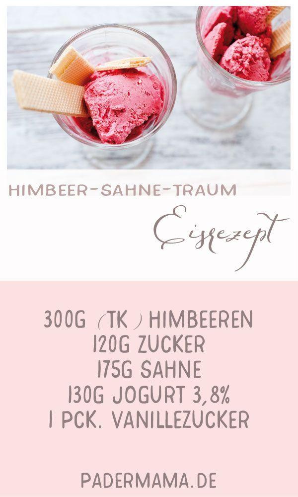 Deliciosa receta para hacer helado de frambuesa usted mismo, ¡con la máquina para hacer helados! #helado …   – Rezepte – Hauptgericht
