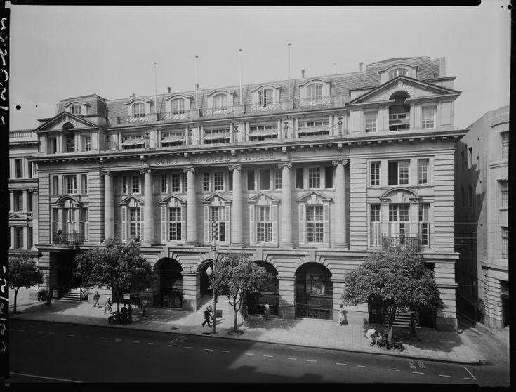 Saint George's House, 115 St. George's Tce, Perth, 1956. http://purl.slwa.wa.gov.au/slwa_b2493057_1