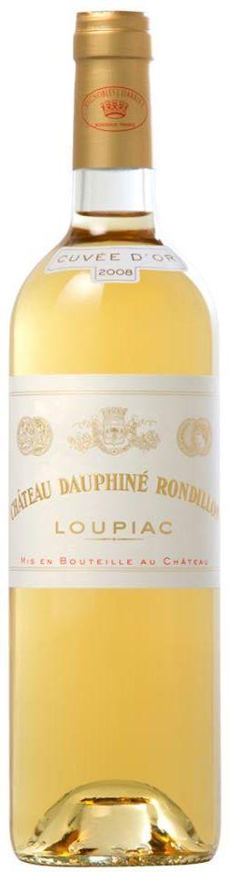 #Wine of the day // #Vin du jour: Château Dauphiné Rondillon – Cuvée d'Or 2009 – #Loupiac (15.75/20) Read more / Lire plus: http://vertdevin.com/vin/chateau-dauphine-rondillon-cuvee-dor-2009-loupiac/