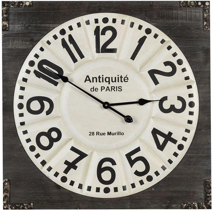 Talbert wall clock